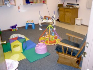"""""""My"""" Little World Preschool & Childcare of Brighton Colorado offers nurturing infant care for babies 6 weeks and up."""