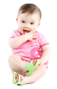 """Toddler 1 is the """"My"""" Little World Preschool & Childcare (Brighton, Colorado) program for the stage of transition from infant to toddler where your child learns sitting, standing, taking those first steps, and so much more."""