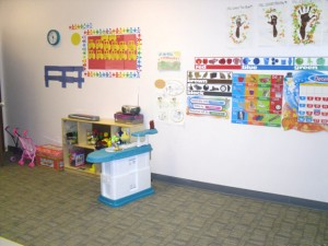 """My"" Little World Preschool & Childcare of Brighton, Colorado--Pre-kindergarten program classroom"