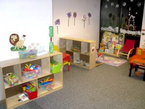 """My"" Little World Preschool & Childcare of Brighton, Colorado--Preschool Program classroom"